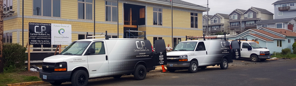General Contracting in Waldport Oregon